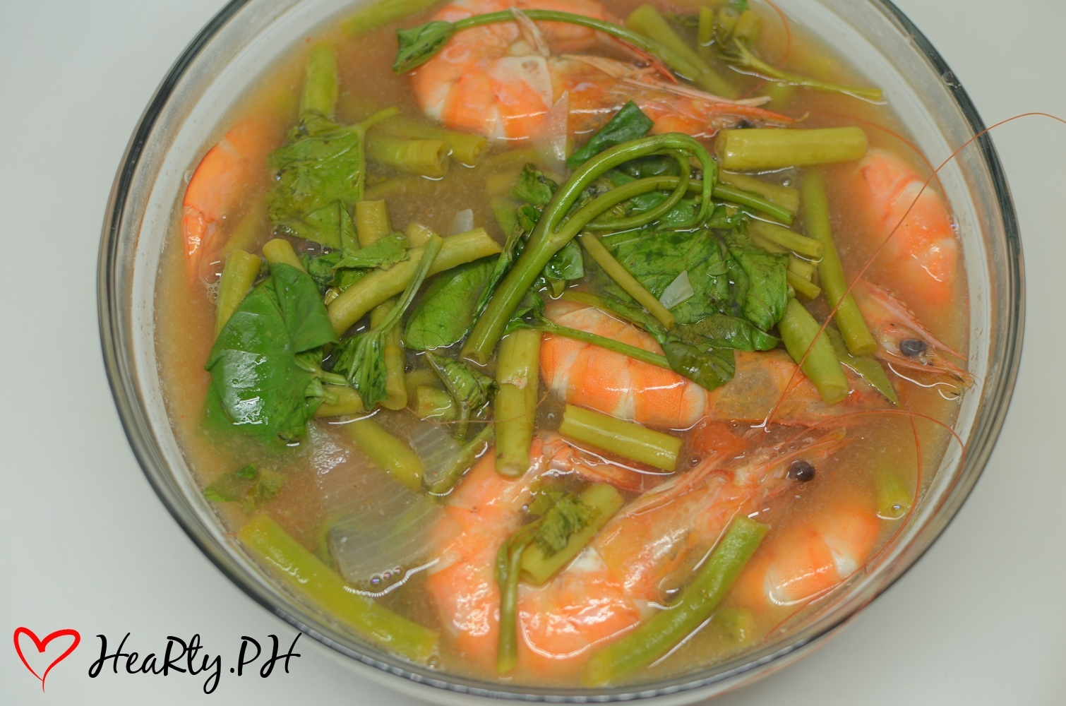 Sinigang Na Hipon Hearty Ph